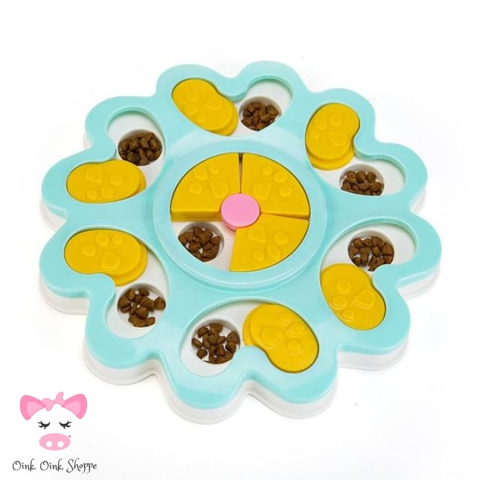 Genius Piggy Treat Puzzle