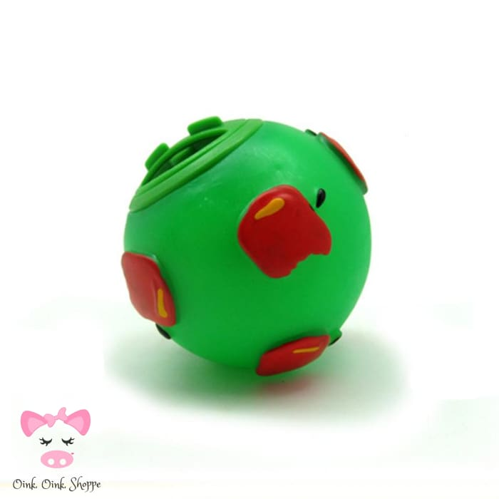 Happy Piggy Treat Ball