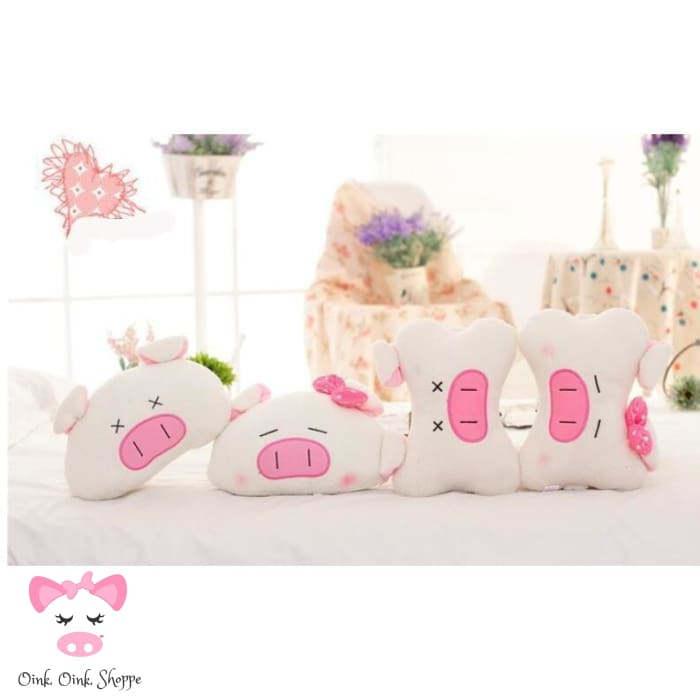 Hog Heaven Pillows