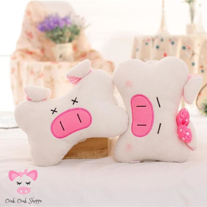 Hog Heaven Pillows - Rectangle Style