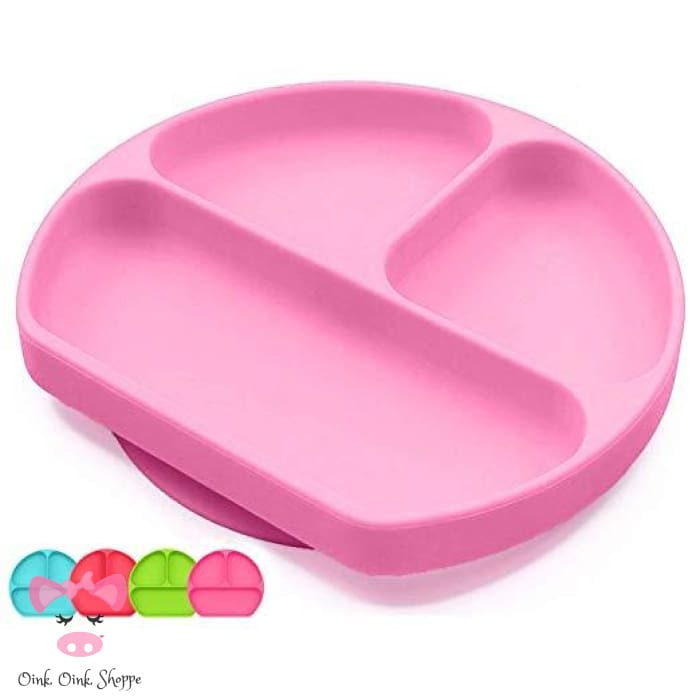 Keepm Busy Piggy Bath Plate - Ae Amz