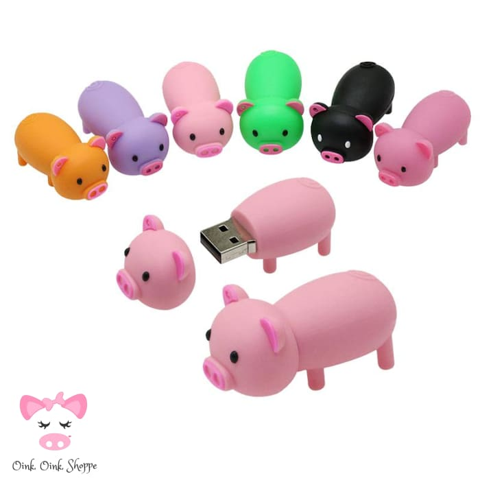 Little Pig USB 32GB Flash Drive