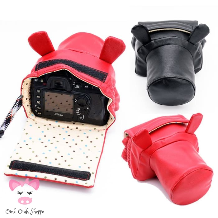 Pig Lovers Camera Bag