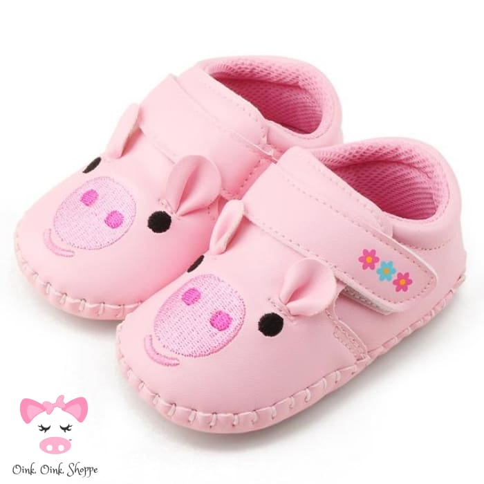 Pigfect Piggy Shoes - P / 13-18 Months
