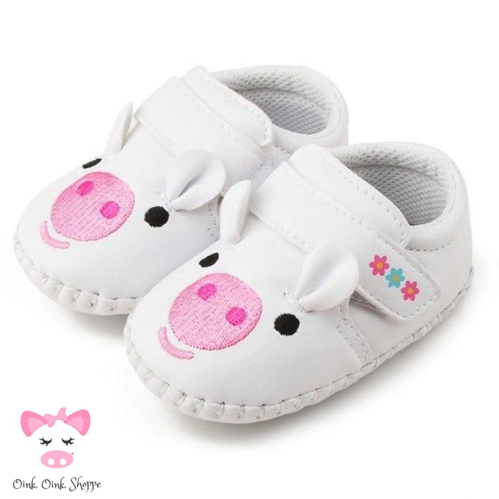 Pigfect Piggy Shoes - W / 13-18 Months