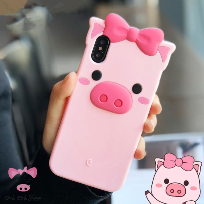 Pigfectly Pink Phone Case - Iphone 6 6S