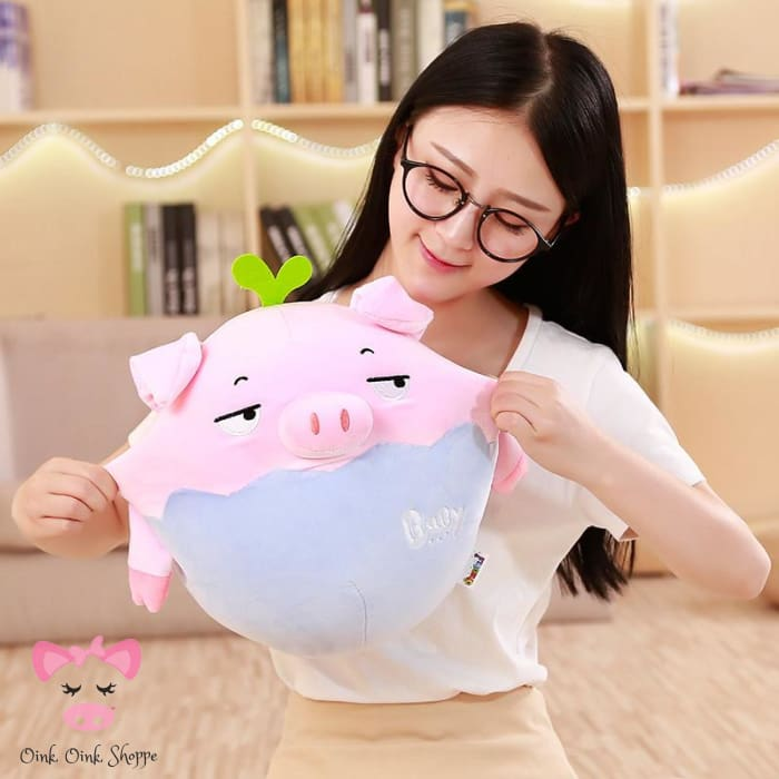 Pigfectly Plush Toy