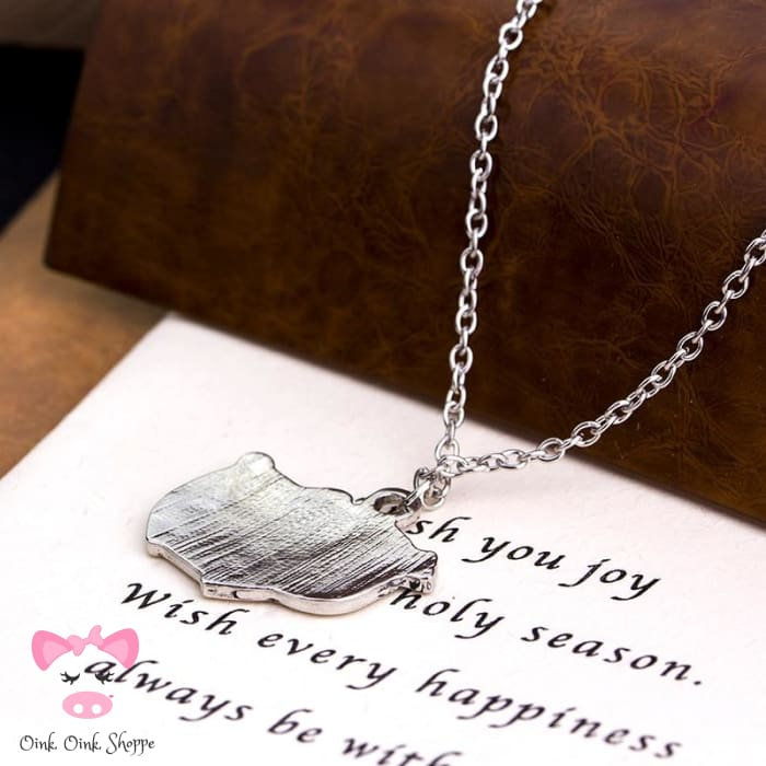 Piggy Lover Necklace