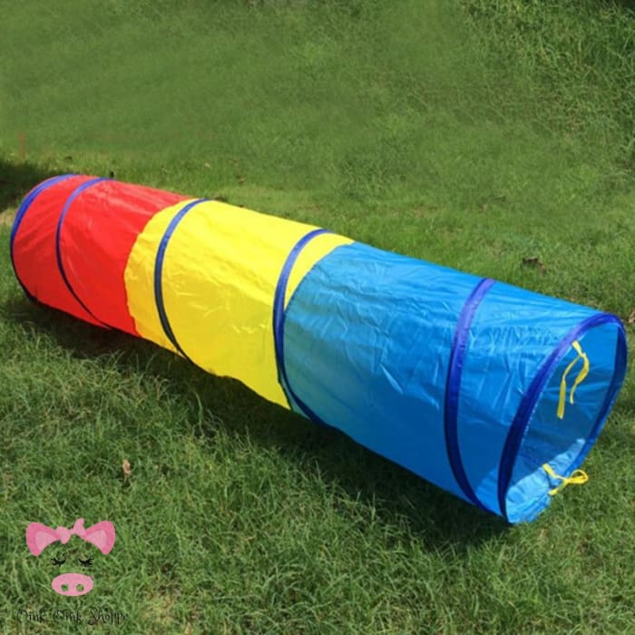 Piggy Play & Exercise Tunnel