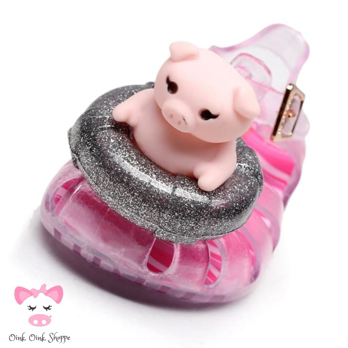 Pigtawesome Water Sandals