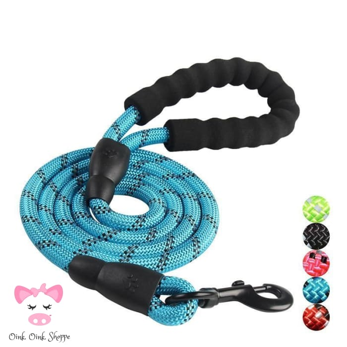 Reflective Nylon Rope Pig Leash