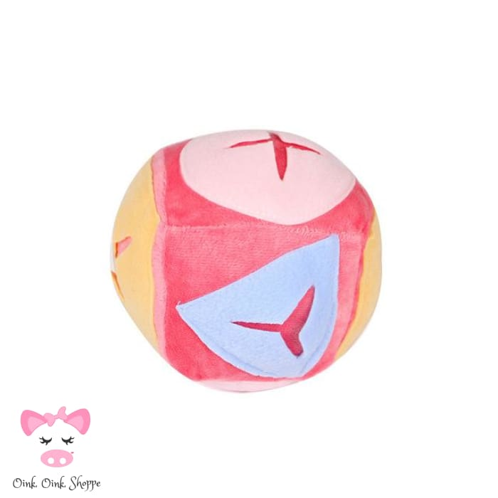 Rooty Pigtootie Ball - Pink