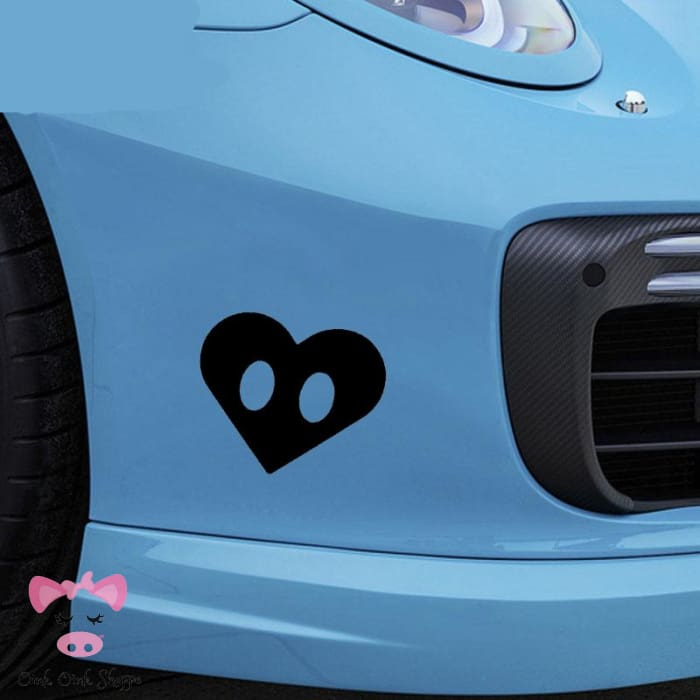 Snout Love Decal