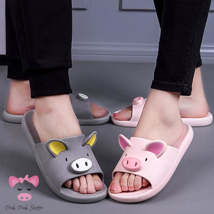 Snout Unisex Slippers
