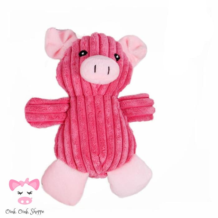 Snuggly Piggy Toy