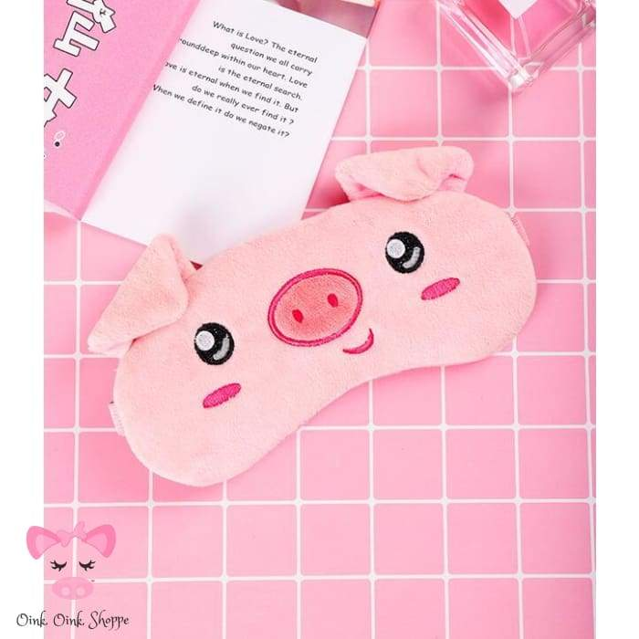 Sweet Piggy Dreams Mask