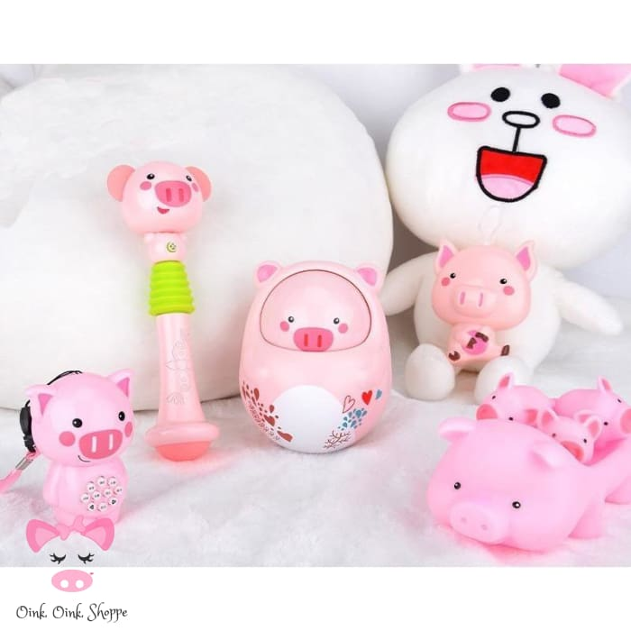 Ultimate Piggy Toy Collection