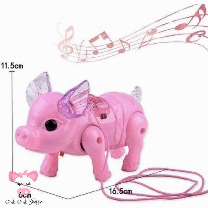 Walkin Musical Piggy
