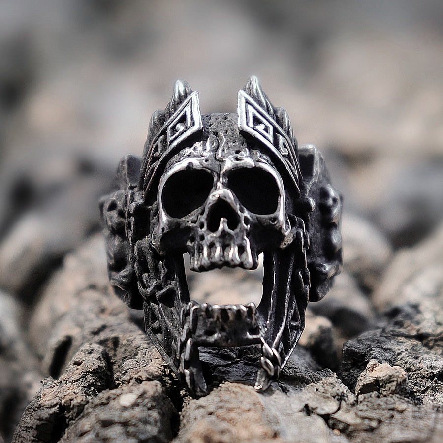 Gods of War Skull - Hiplidz.com