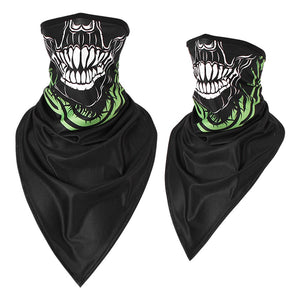 Skull Design Face Coverings - Hiplidz.com