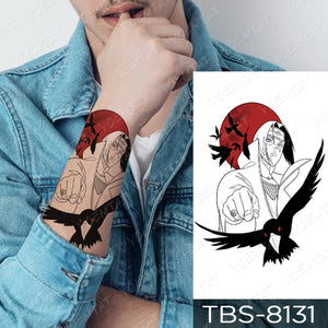 Large Semi-Permanent Tattoos I - Hiplidz.com