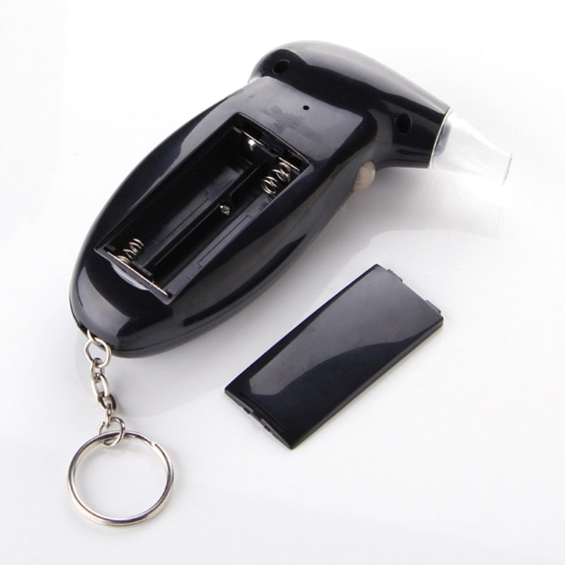 Digital Keychain Breathalyzer - Hiplidz.com