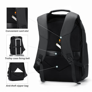 USB Charging Waterproof Backpack - Hiplidz.com