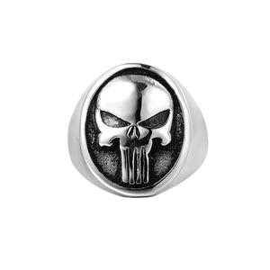 Punisher Skull Ring - Hiplidz.com