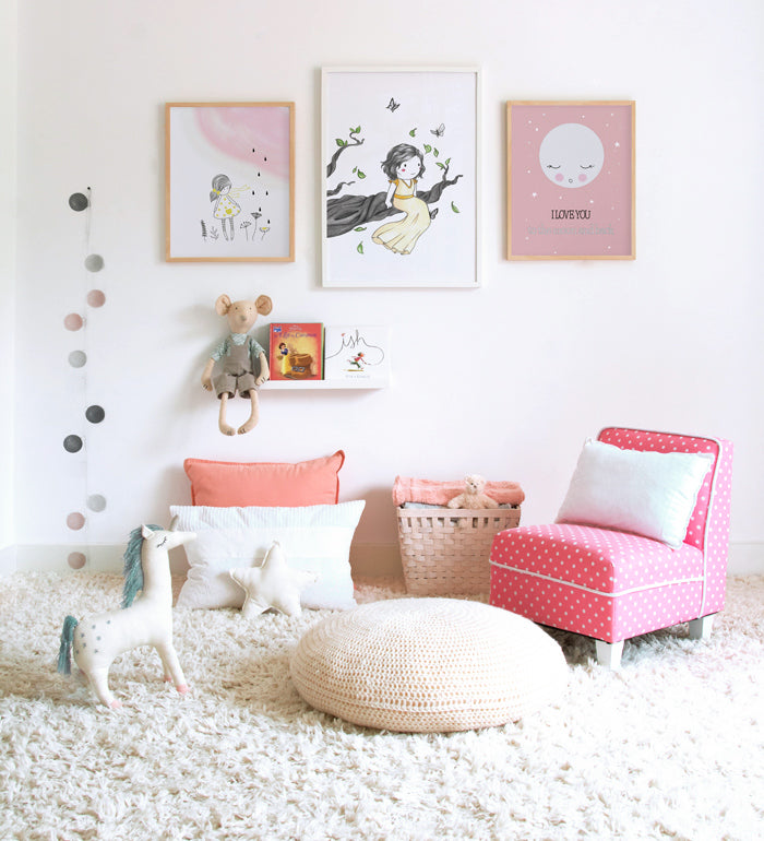 Posterwol - Posters for a cute playroom