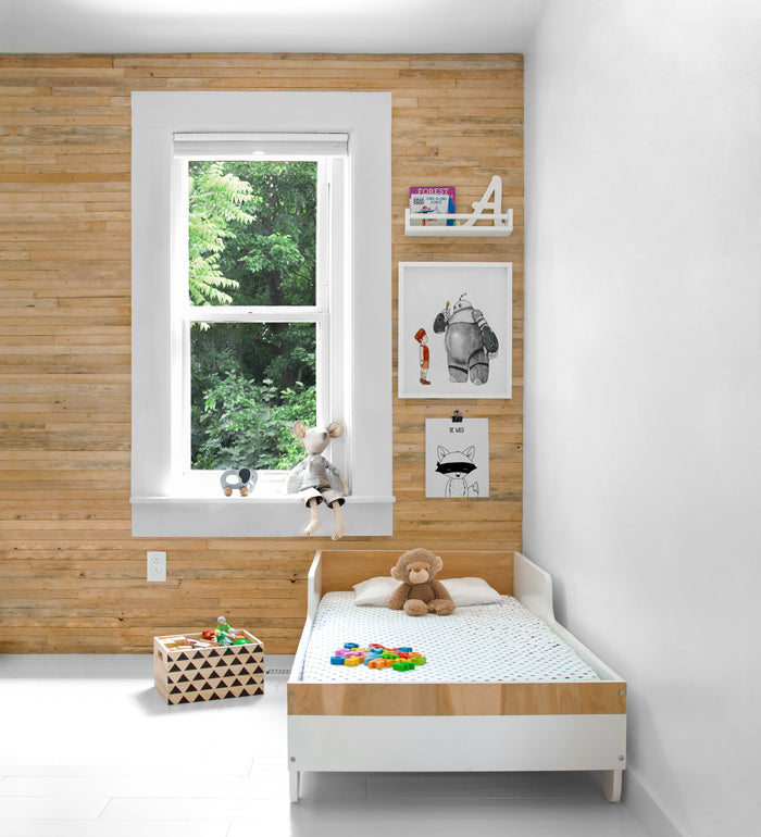 Posters for Toddler bedroom with Scandinavian design