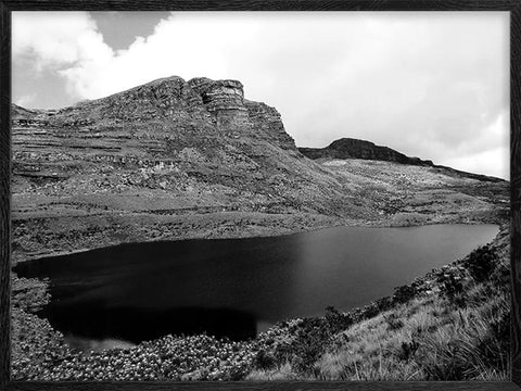 Alpine-Lagoon-photo-print-in-black-and-white