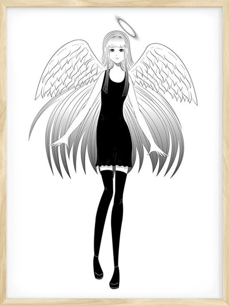 Angel Girl - Poster