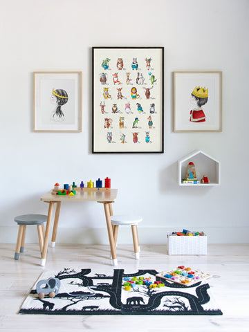 Little-Prince-Kids-nursery-gallery-print