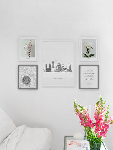 Montreal-City-black-and-white-illustration-wall-decor