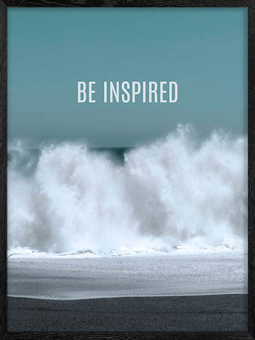 Be-Inspired-Motivational-Print-Affiche