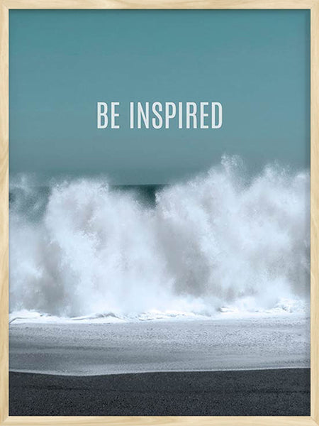 Be Inspired - Poster