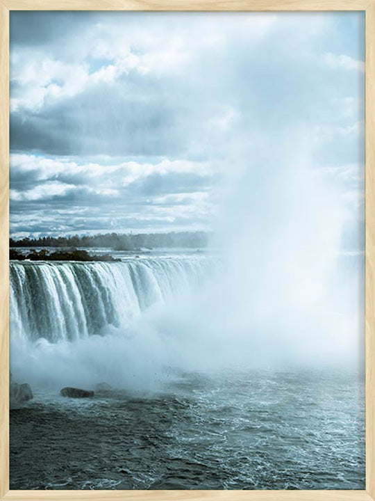 Beautiful Niagara- Poster