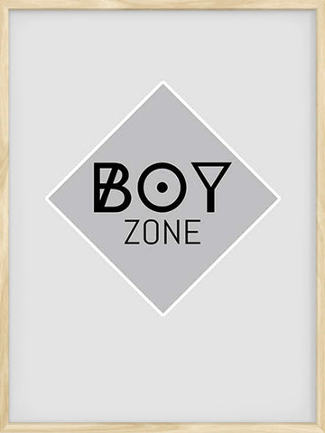 Boy-Zone-kids-neutral-theme-Print
