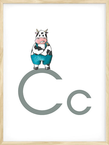C-is-for-Cow-Alphabet-educational-print-for-kids