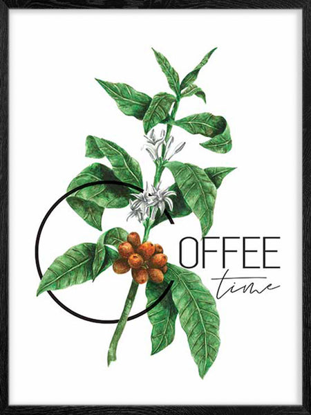 Coffee Time - Poster