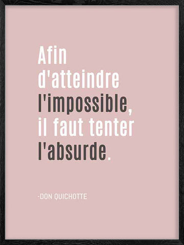 Don-Quichotte-Poster-with-Frame