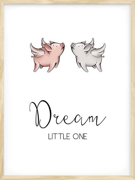 Dream Little One- Poster