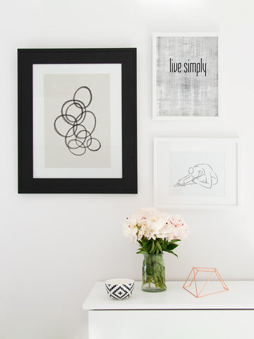 Live-Simply-black-and-white-typography-poster
