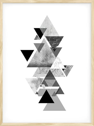 Geometric-3-shapes-Nordic-style-modern-poster