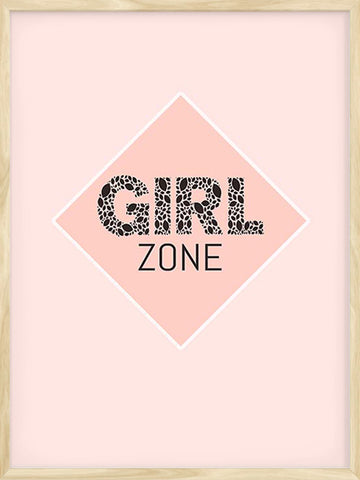 Girl-Zone-Nordic-wall-art-for-girls