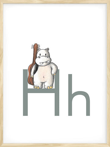 H-is-for-Hippo-nursery-print-with-cute-hand-drawn-hippo