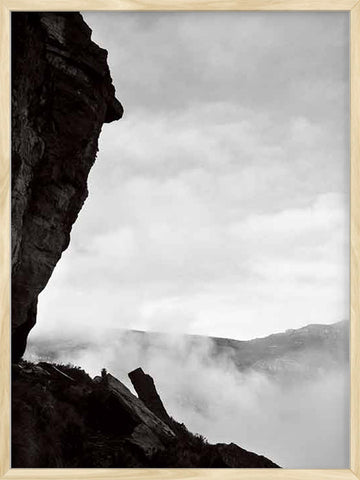 In-the-Rocks-Nature-Print-affiche