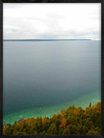Into-the-Blue-Water-photo-Poster-with-frame