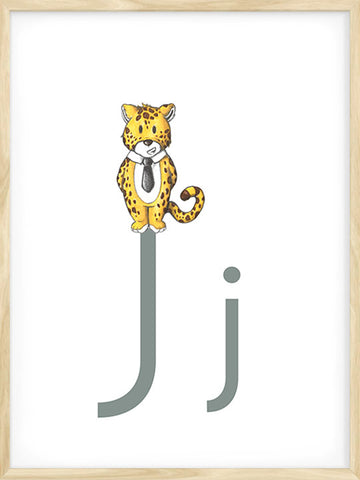 J-is-for-Jaguar-educational-alphabet-print-for-kids-and-girls