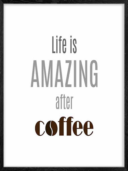 Life After Coffee - Poster